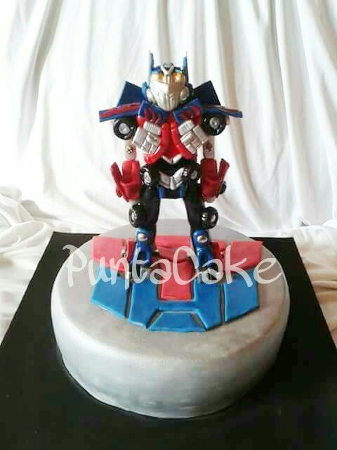 Cake Transformers