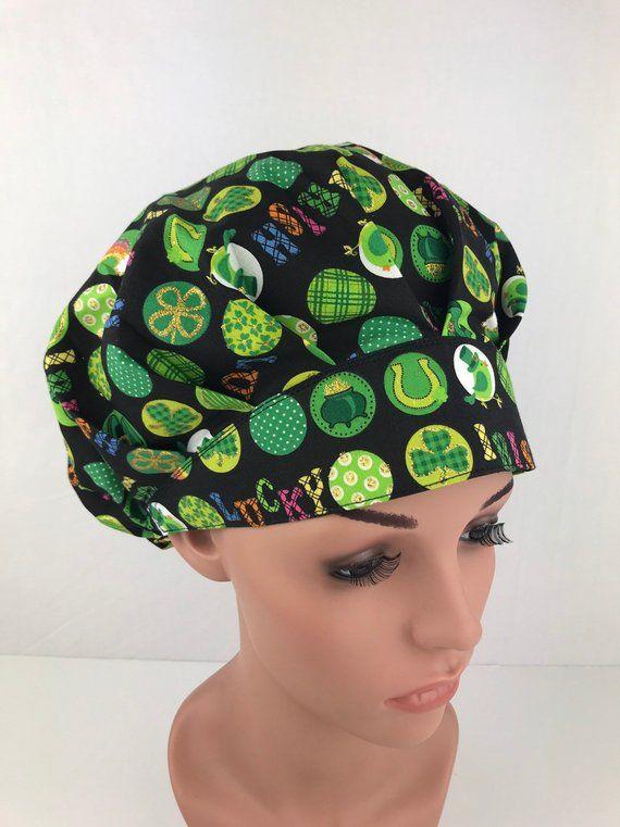 bouffant scrub hat scrub cap for women scrub cap STAR WARS Bouffant surgical scrub hat