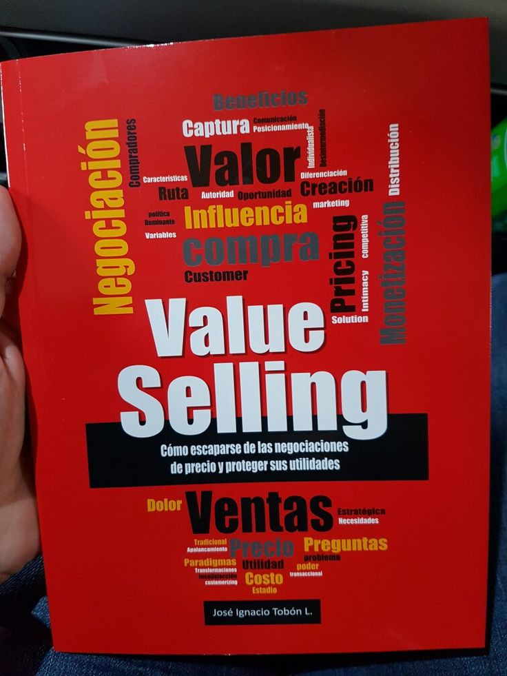 Vallue Selling @José Tobón