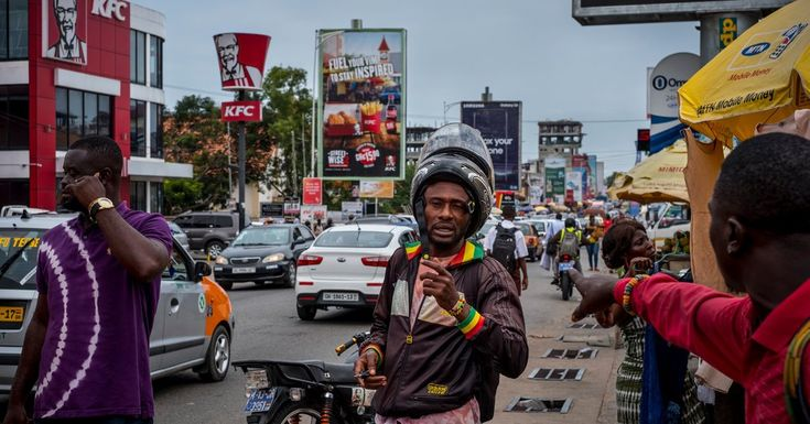 Mired in poverty not long ago, Ghana's economic growth is on track to outpace India's. But with oil driving much of the expansion, experts worry about the so-called resource curse.
