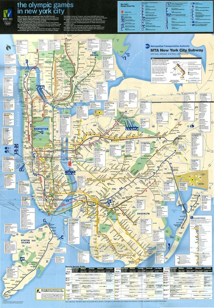 Design Around the World Metro Maps 37
