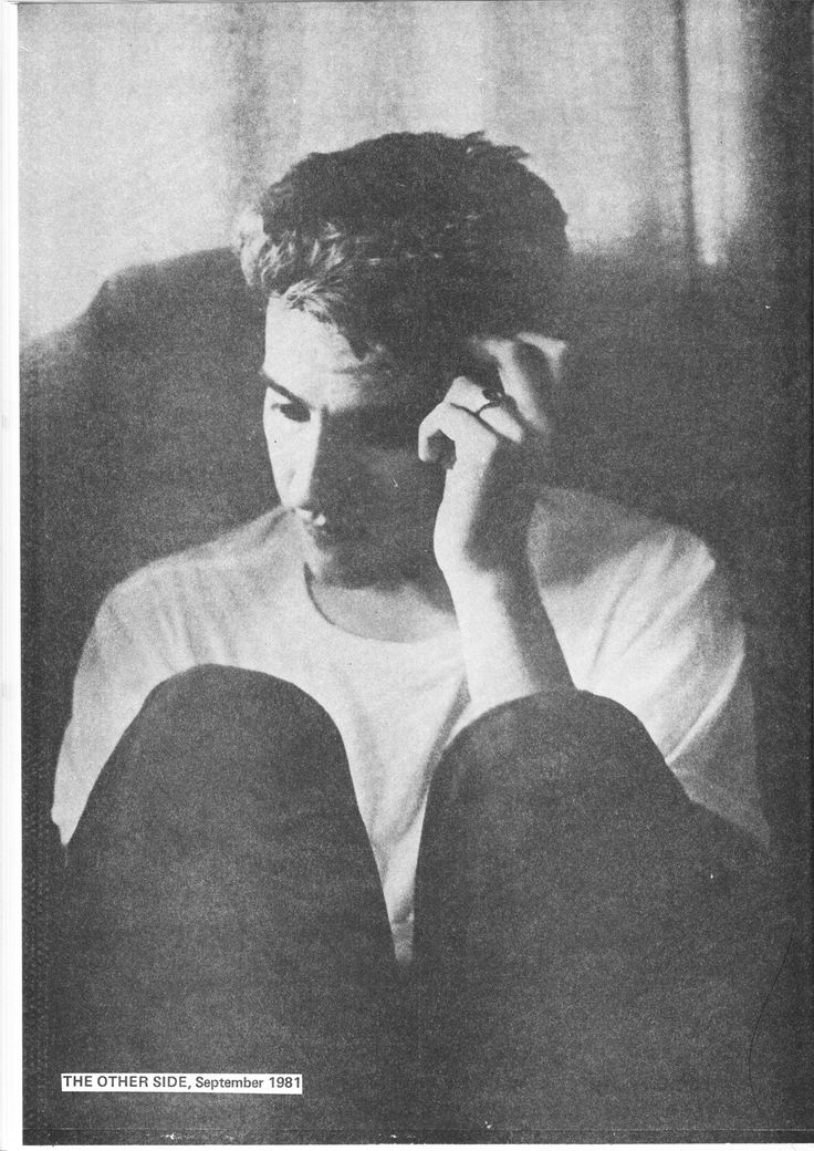 THE SPECIALS: TERRY HALL, THE OTHER SIDE ZINE, 1981