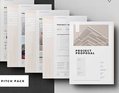 Behance - a design portfolio site. Many inspirational works to be found on Behance.