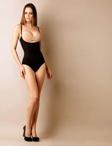 $34.95    Shaper body braless.   Reduces one size. Made of seamless italian multi microfber.