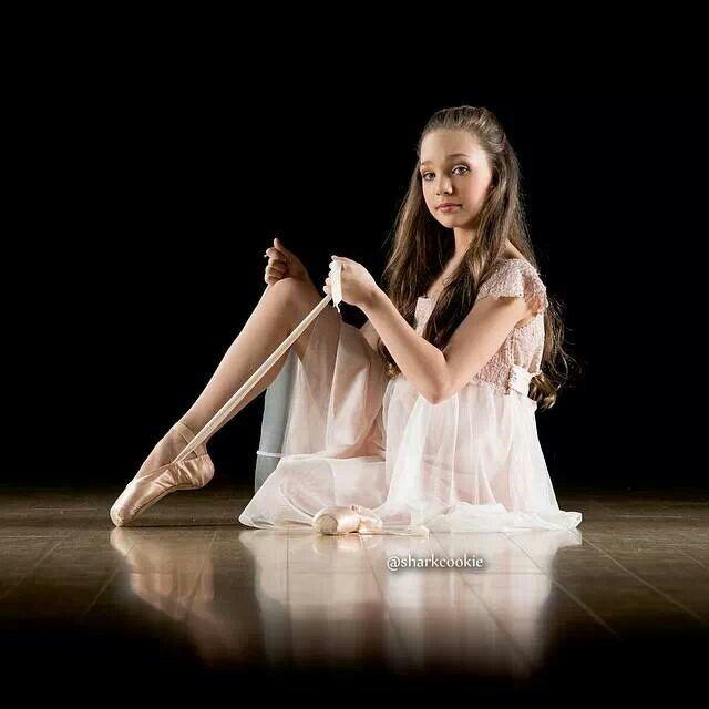 absolutely stunning Maddie Ziegler