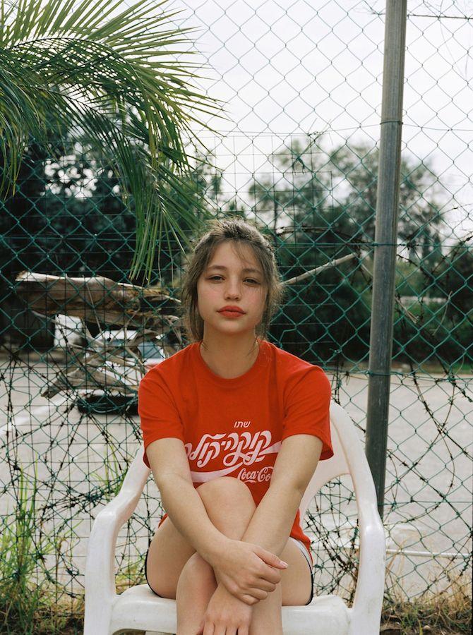 Dafny Hagai: Israeli Girls - Thisispaper Magazine
