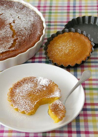Especial Halloween: Pastel de calabaza - Deliciosas recetas de cocina con foto: arroz, legumbres, carnes, postres...