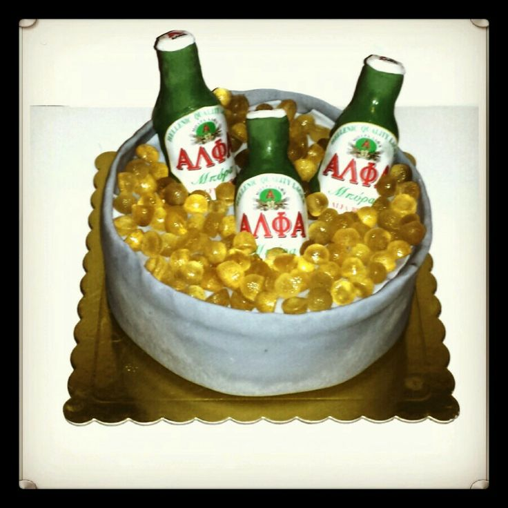 #Alpha #Beer #Cakes #Chocolate #Sugarpaste #Sugart #MeliSoula