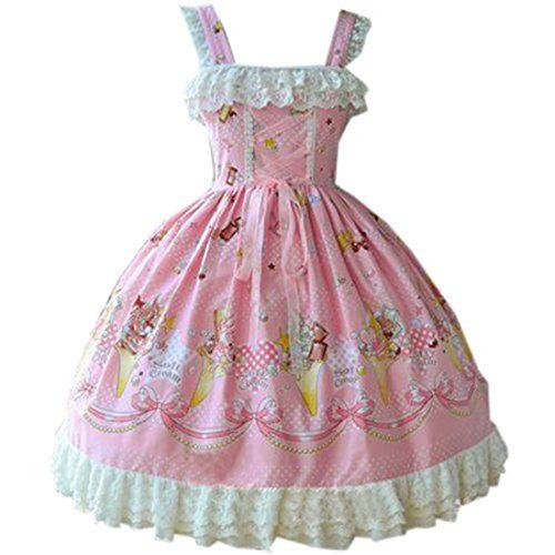 Partiss Womens Classic Icecream Printed Sweet Lolita Dres... https://www.amazon.com/dp/B074CF1B2S/ref=cm_sw_r_pi_dp_x_LItGzb4MATP93