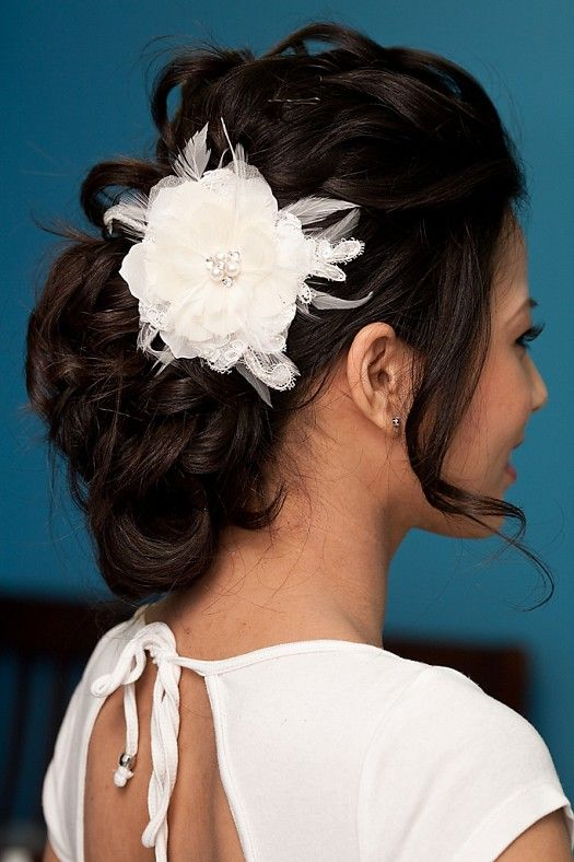 hairstyles for bridesmaids ideas
