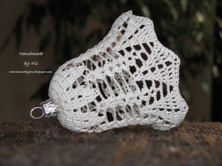 Buscar x handmade by iris, está el patrón