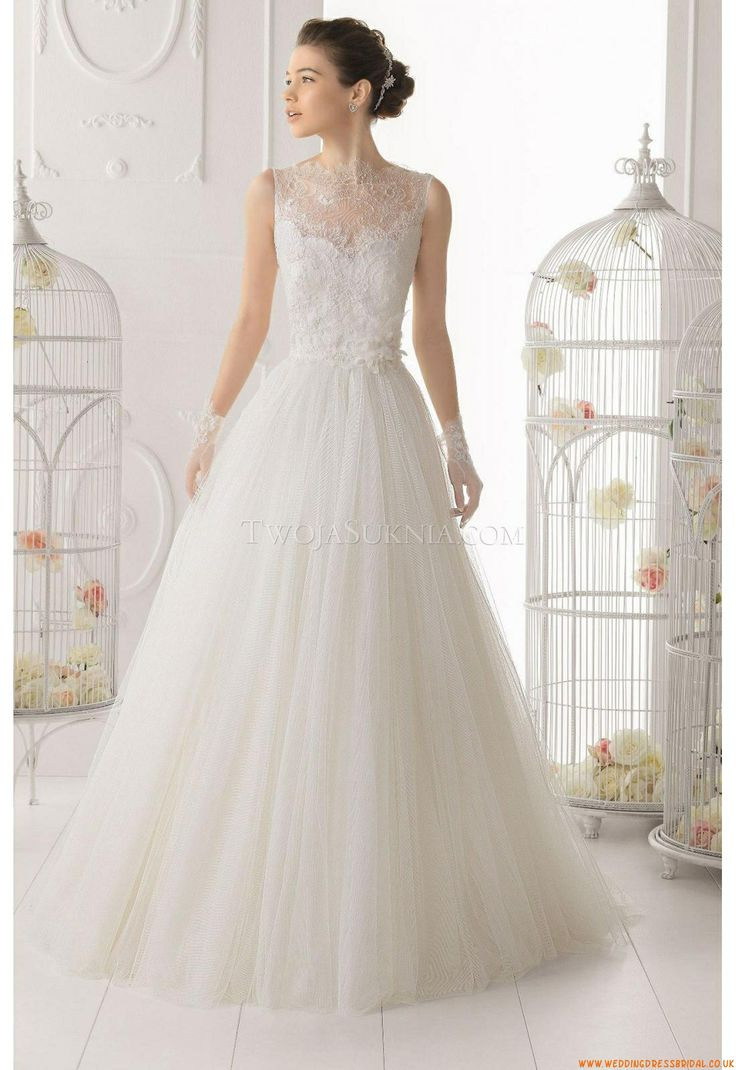 124 best Wedding Dresses Aire Barcelona images on Pinterest ...