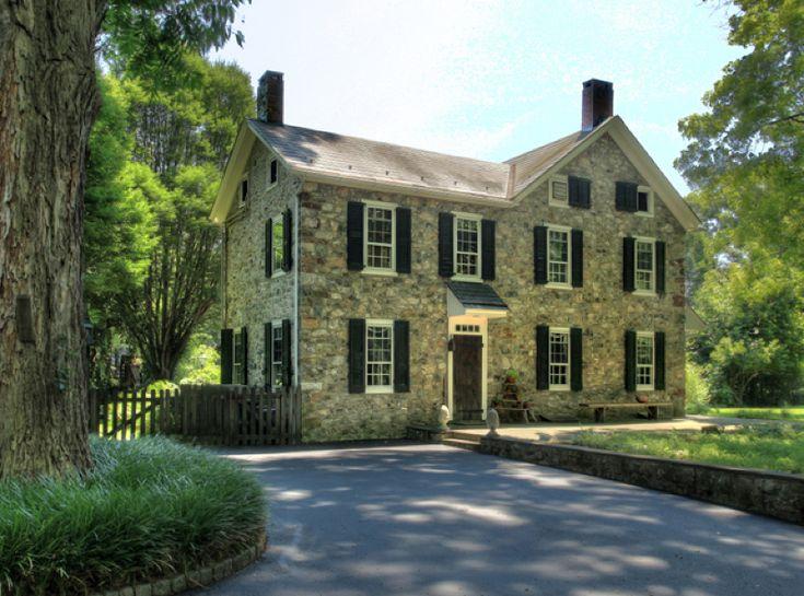 Bucks County Real Estate Bucks County Houses House Homes For Sale ...