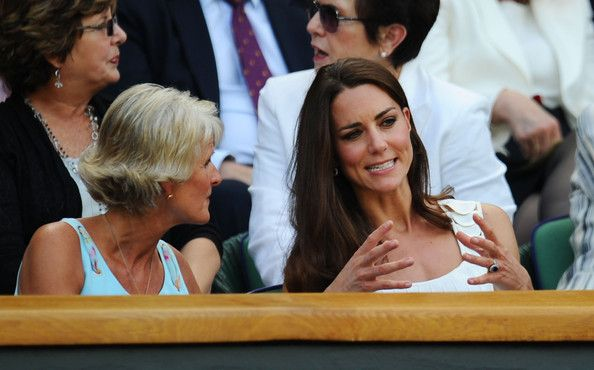 Kate Middleton - The Championships - Wimbledon 2011: Day Seven