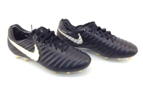 Nemeziz 17.4 FxG, Chaussures de Football Homme, Noir (Core Black/Core Black/Utility Black), 46 2/3 EUadidas