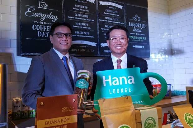 Bidik Profesional Muda Bank KEB Hana Hadirkan Lounge
