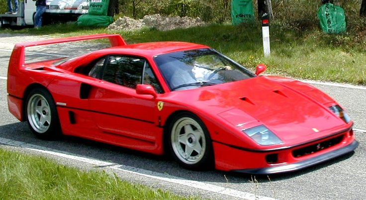 Monkey Motor: Recordamos a la Ferrari F40, un auto de leyenda (v...
