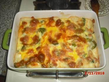 Receita de Brócolis com queijo - Tudo Gostoso