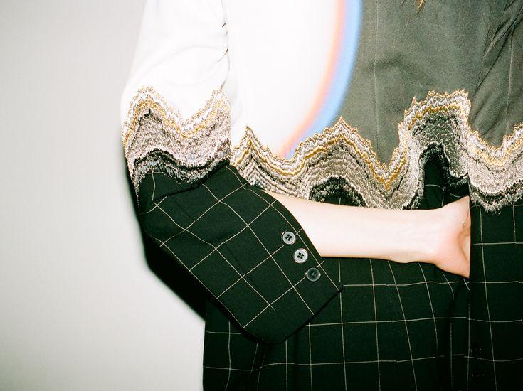 BA Final Collection 2012 by Nafsika Skourti at Central Saint Martins. Photography: Kirill Kuletski #fashion #photography #grid