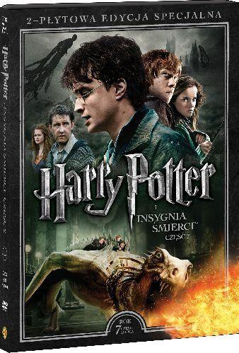 Harry Potter i Insygnia Śmierci. Część 2 (2-płytowa edycja specjalna) - Yates David , tylko w empik.com: 36,49 zł. Przeczytaj recenzję Harry Potter i Insygnia Śmierci. Część 2 (2-płytowa edycja specjalna). Zamów dostawę do dowolnego salonu i zapłać przy odbiorze!