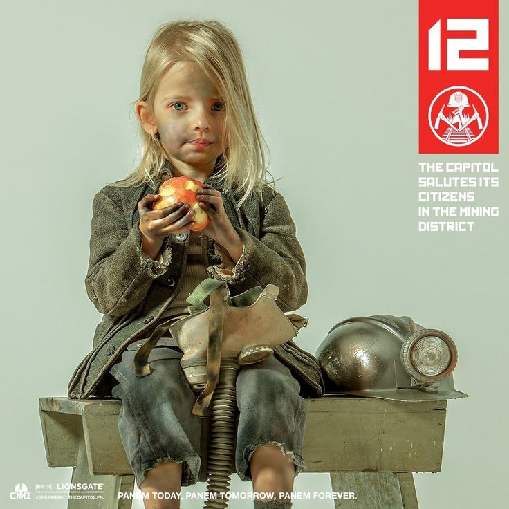 """The Capitol Of Panem Has Released Propaganda Posters To Get You Excited For """"Mockingjay"""""""