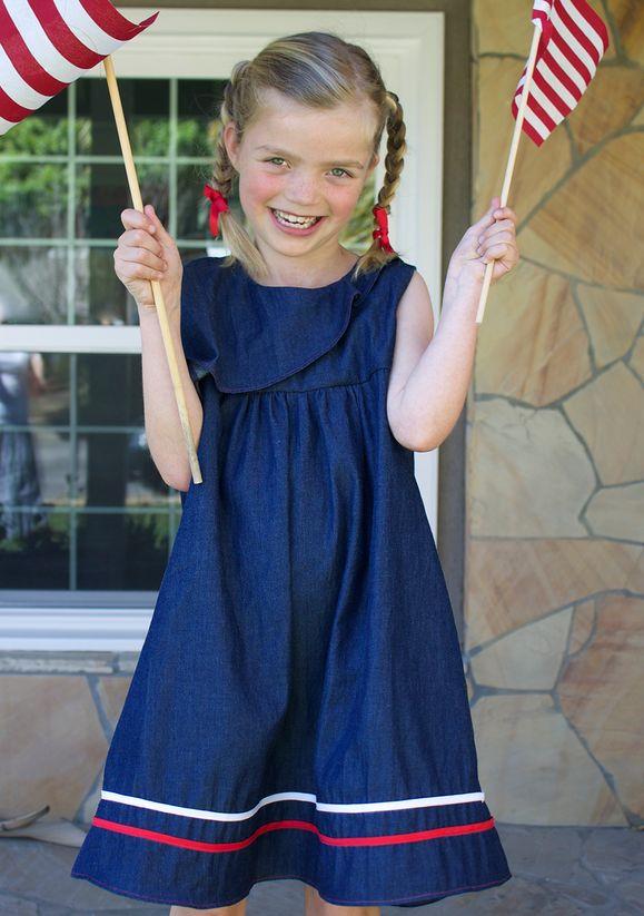 July 4th Dress www2.fiskars.com