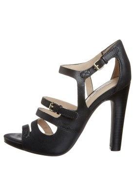 Geox - DONNA LIZ - Sandalen met hoge hak - Zwart