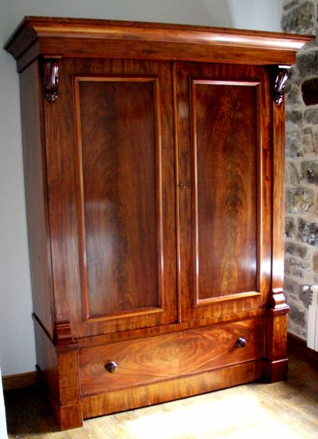 Armario antiguo buscar con google muebles 2 - Armarios antiguos ...