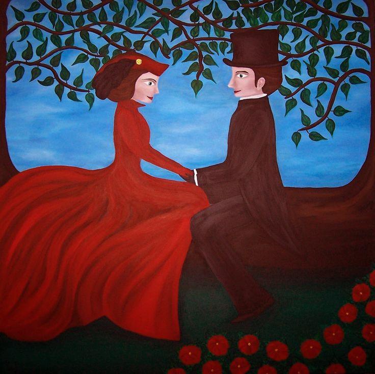 Hana Szarowski: Preparation for Valentine's day and the Idea of Lo...