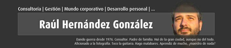 Una tarea al día. Nada más | Raúl Hernández González - Blog