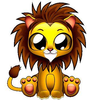 potisk lev, originální motiv na tričko,T-ART.CZ, lion illustration  child design t-shirt