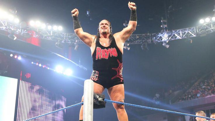Rhyno vs. Heath Slater – If Heath Slater wins, he receives a SmackDown Live contract