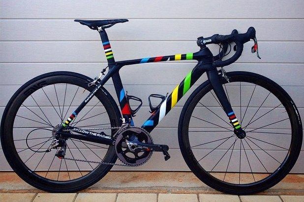 bicycle paint job ideas - Google Search