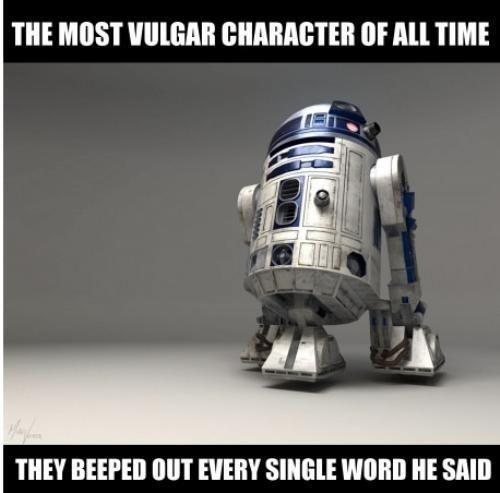 haGeek, Thoughts, R2D2, Movie Character, Star Wars, Funny Stuff, Stars Wars, Humor, Starwars