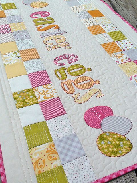 104 Best Images About Easter Quilts On Pinterest Free