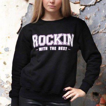 ROCKIN black