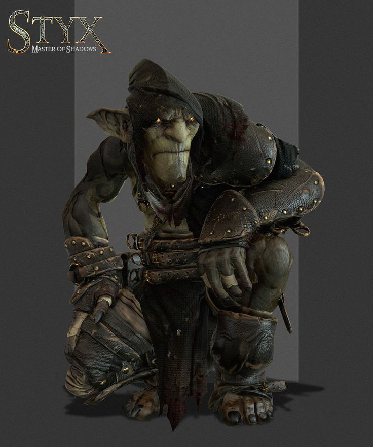 Styx : Master of shadows / Rackah pose 02, Samuel Compain on ArtStation at http://www.artstation.com/artwork/styx-master-of-shadows-rackah-pose-02