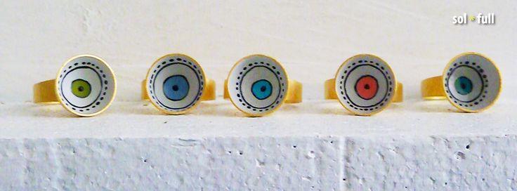 The eye ring.