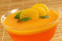 Tangy Citrus Water Kefir Gelatin Dessert-  Citrus juice and water kefir have a delicious affinity for one another. The slightly sweet and fermented beverage just cries out for a hit of tangy brightness.