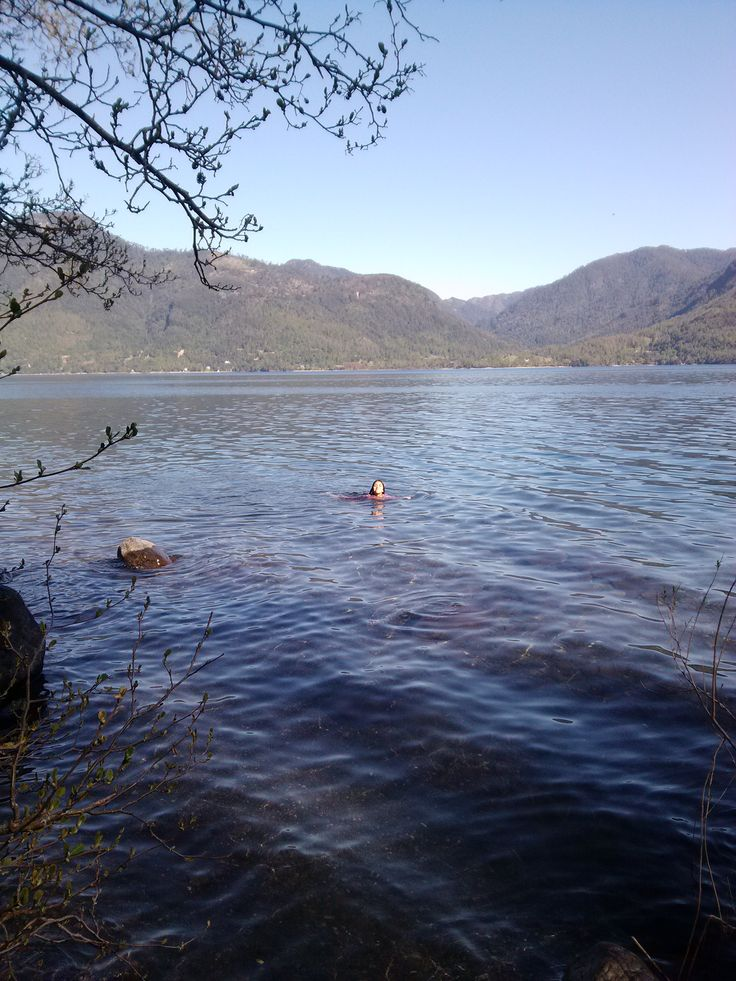 lago colico ix región