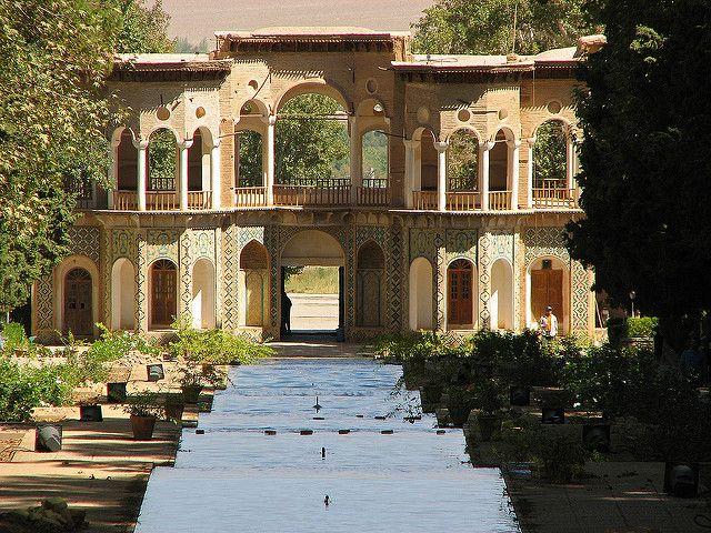 Bagh-E Shahzadeh, Mahan | Flickr - Photo Sharing!