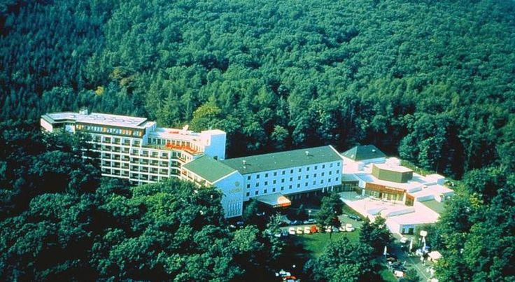 Ciklámen Tanösvény: Hotel Lövér