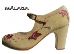 ampliar Zapatos de flamenco