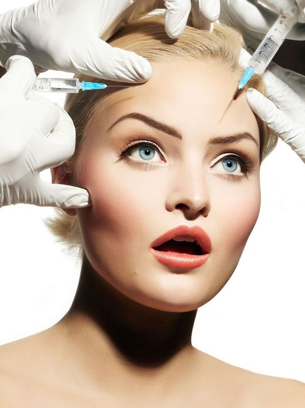 Nothing wrong with a little Botox - Preventative Maintenance!