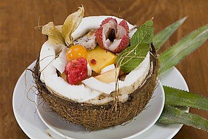 Tropischer Fruchtsalat (Rezept mit Bild) von chefkoch | Chefkoch.de