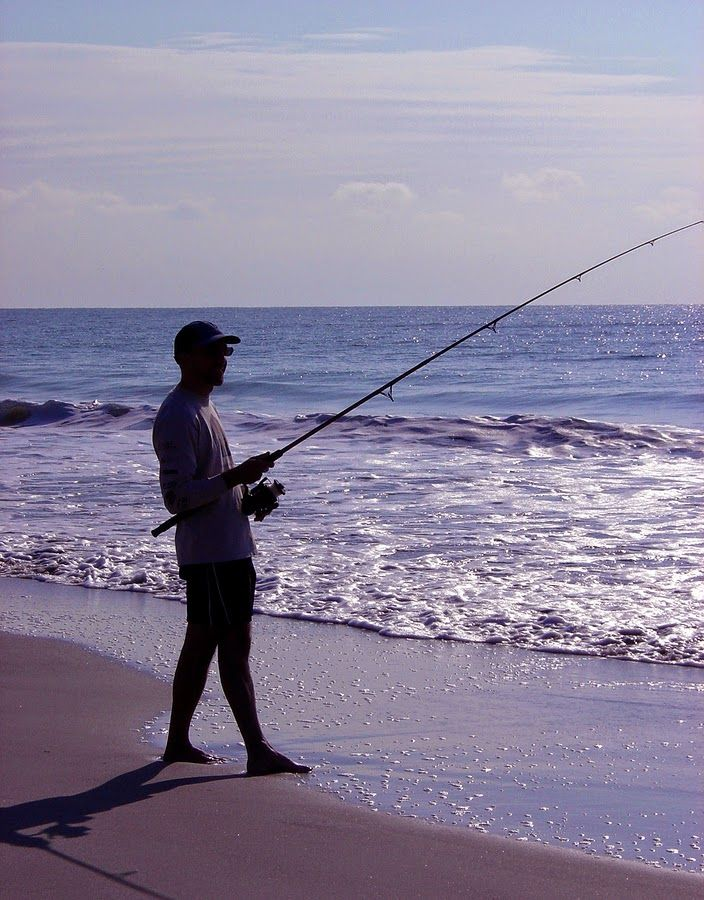 39 best images about fishing on the obx on pinterest for Outer banks surf fishing tips