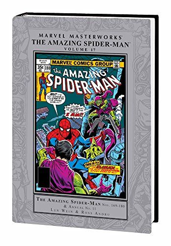 Marvel Masterworks: The Amazing Spider-Man Vol. 17 @ niftywarehouse.com #NiftyWarehouse #Spiderman #Marvel #ComicBooks #TheAvengers #Avengers #Comics