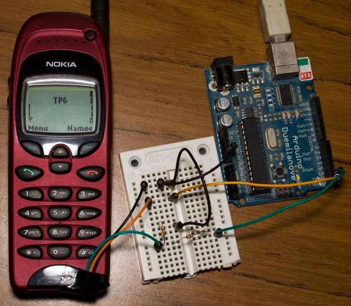 290 best arduino projects images on pinterest arduino projects send sms using nokia phone enabling f bus comms with arduino solutioingenieria Image collections
