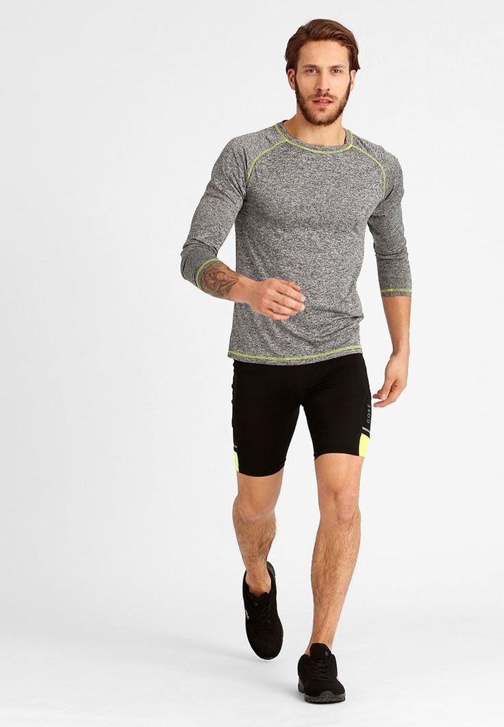 Ein Traum für jeden Läufer. Gore Running Wear MYTHOS - Tights - black/neon yellow für 59,95 € (11.02.16) versandkostenfrei bei Zalando bestellen.
