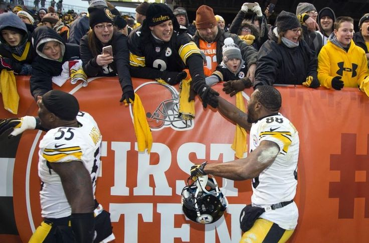 Steelers at Browns Live Stream: Watch NFL Online